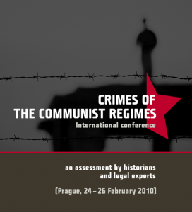 Crimes of the Communist Regimes – an assessment by historians and legal experts