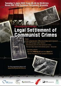 Legal Settlement of Communist Crimes