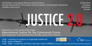 Justice 2.0 @ Esplanade Solidarność | Brussel | Bruxelles | Belgium
