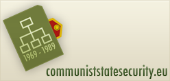 21. Communist State Security web project