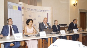 PRESS CONFERENCE on 26 August 2016 in Prague