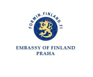 Logo finnish embassy EN