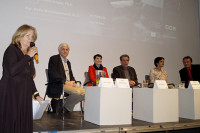 """Discussion """"Searching for the Czech identity II"""", Prague, 22 April 2015, photos: PEMC"""