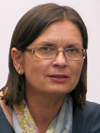 Dr. Andreja Valič Zver (SI), Director of the Slovenian Study Centre for National Reconciliation