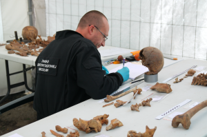 Institute of National Remembrance would like to exhume Polish victims of the Communist regime in former Czechoslovakia