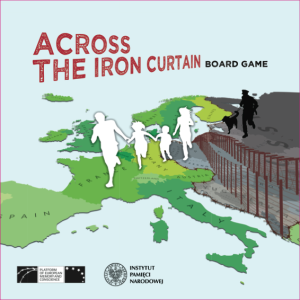 "World premiere of ""Across the Iron Curtain"" educational board game hosted at the IPN Educational Center in Warsaw on 13 June 2017"