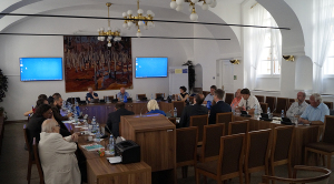 The experts seminar on Communist archival documents took place in Prague