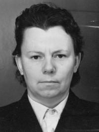 Elli Helene Barczatis, East Germany (1912-1955)