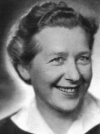 Dr. Milada Horáková, Czechoslovakia (1901-1950)