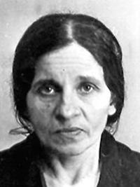 Maria Vasilevna Inozemceva, USSR (1896-1942)
