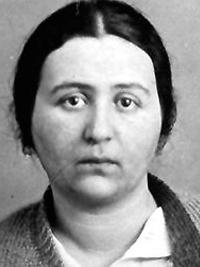 Ruth Aronovna Yegorova- Rakhlenko, USSR (1910-1937)