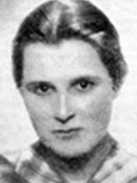 Valerija Mundure, Latvia (1915-1946)