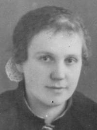 Salme Noor, Estonia (1894-1942)
