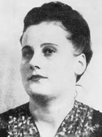 Irena Odrzywołek, Poland (1925-1946)