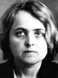 Sophia Alexandrovna Zaleskaja, USSR (1903-1937)